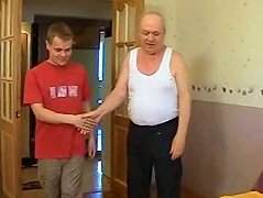 Twink fucks old fart